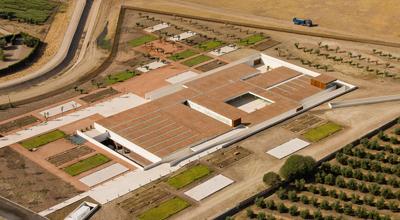 El Museo Madinat Al-Zahra de Nieto y Sobejano, finalista del Premio Aga Khan de Arquitectura