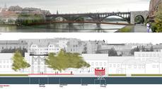 Burgos y Garrido ganan junto con IDOM un concurso internacional para un puente peatonal en Eslovenia