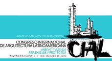 Congreso Internacional de Arquitectura Latinoamerciana 2010