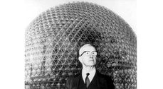 "Exposición ""Bucky Fuller & Spaceship Earth"" en Madrid"