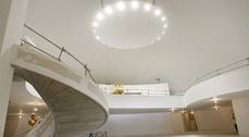 2000 personas visitan el Centro cultural Niemeyer antes de las jornadas de puertas abiertas