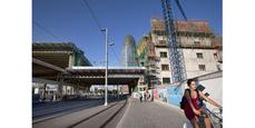 El DHUB de la Plaza de les Glòries albergará la biblioteca Pública del Clot en sus instalaciones