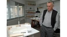 El arquitecto Manuel Gallego Jorreto recibe el premio Celanova 2010