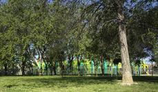 La Escuela en el Parque, de la asociación Carroquino Arquitectos + Grávalos & Di Monte, nominada a los Children in Scotland's 'Making Space Awards 2010'