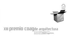 Exposición de los XIII premios COAG de arquitectura
