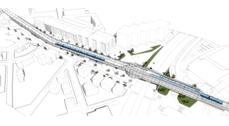 Vaumm y Estudio Lamela ganan el concurso para la nueva parada de metro en Loiola de San Sebastián