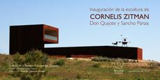 Inaugurada la escultura que culmina el museo y el parque arqueológico de Cabezo de la Almagra, obra de Cerrejón arquitectos