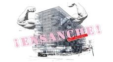 Exposición ¡¡ENSANCHE!!  Pump-Up Architecture