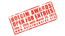 III Holcim Awards for Sustainable Construction