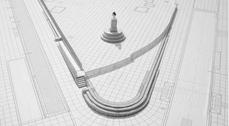 Siza completa el proyecto para la Plaza de las Cortes