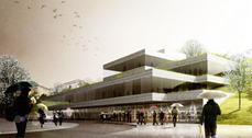 Fallado el concurso para el Nuevo centro cultural en Hernani