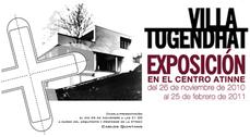 """Exposición """"Villa Tugendhat"""" en Coruña"""