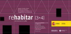 """Exposición """"ReHabitar 3+4: domesticar la calle"""", en Nuevos Ministerios"""