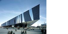 El edificio Fórum se convierte en el Museo Azul
