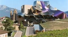 La arquitectura del vino.