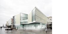 05AM Arquitectura gana el concurso para el nuevo centro cultural de Roses