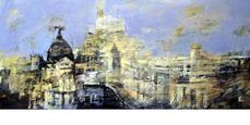 'Paisajes urbanos' de Cristina Bergoglio