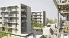 CONCURSO: Ramón Sanabria realizará 155 viviendas de protección oficial en Sabadell