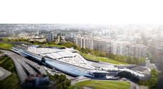 La estación del AVE transformará Vigo.