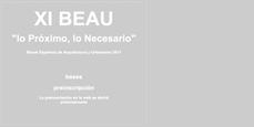 Convocada la XI Bienal Española de Arquitectura y Urbanismo
