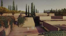 Domingo Santos y Siza reordenan los accesos de la Alhambra.
