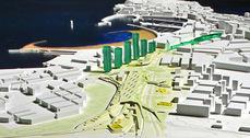 Se presenta al público la futura Estación Intermodal de Gijón de Junquera Arquitectos