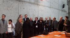 Comienza el trabajo del jurado de la Bienal Española de Arquitectura y Urbanismo XI