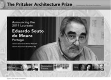 ...rumores y certezas: sobre la difusión del pritzker a Souto de Moura