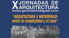 X Jornadas de Arquitectura en Málaga