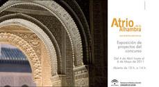 """Exposición de maquetas """"Ideas Atrio de la Alhambra"""""""