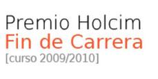 Exposición Premios Holcim Fin de Carrera