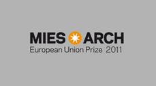 Rueda de prensa Premio Mies van der Rohe 2011 en Barcelona