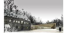 El estudio de arquitectura MX_SI de Barcelona, ganador del concurso para la ampliación del Museo de Arte Contemporáneo Gösta en Finlandia