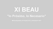 Beatriz Corredor preside este jueves la entrega de premios de la XI Bienal Española de Arquitectura y Urbanismo