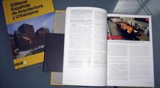 Ya está a la venta Catálogo de la XI Bienal Española de Arquitectura y Urbanismo