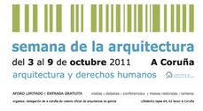 Hoy, día mundial de la Arquitectura.