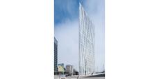 La Torre Diagonal ZeroZero, de EMBA_Estudi Massip-Bosch arquitectes, premio LEAF al mejor edificio comercial del año.