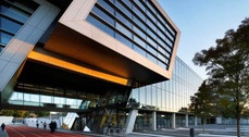 Zaha Hadid Architects, RIBA Stirling Prize 2011.