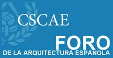 Constitución del FORO de la Arquitectura Española