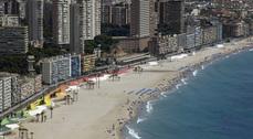 """Premio """"WAN Awards"""" 2011 de diseño urbano para el Paseo Marítimo de Benidorm"""