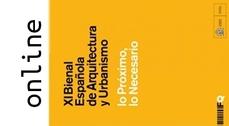 Disponible online el catálogo completo de la Bienal Española de Arquitectura y Urbanismo XI