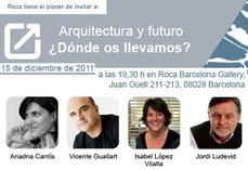 Arquitectura y Futuro, ¿Dónde os llevamos?