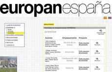 EUROPAN 2011, los resultados: 36 equipos españoles premiados