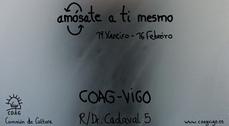 "Exposición ""Amósate a Ti Mesmo"" y ciclo ""Un Tras Outro"" en Vigo"