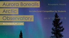 """Concurso """"Observatorio Boreal Artico"""""""