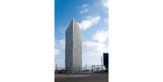 La Torre Diagonal ZeroZero, de EMBA_Estudi Massip-Bosch arquitectes, expuesta en el COACatalunya