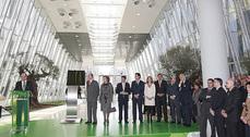 Se inaugura en Bilbao la torre Iberdrola de César Pelli