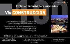 ViaConstrucción celebra su número 100