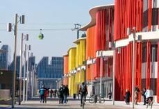La vida regresa a los espacios de la Expo Zaragoza 2008