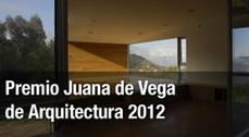 Novena convocatoria 'Juana de Vega'